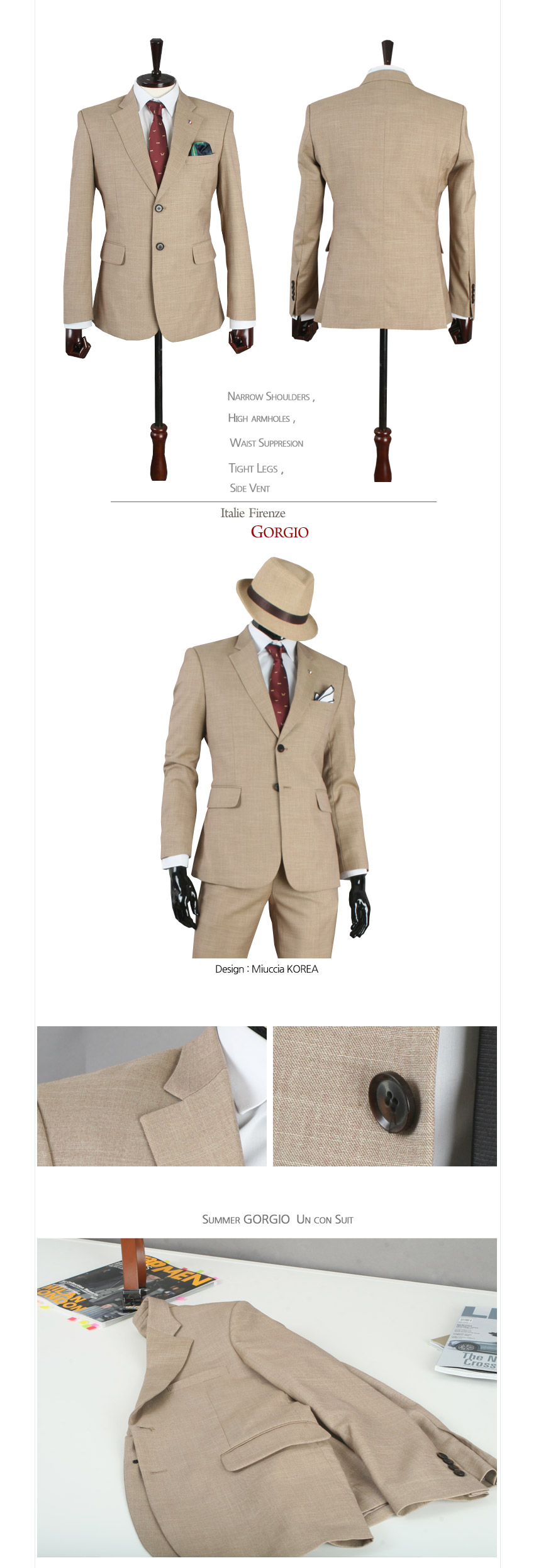 남성정장 남자정장 Men's Suits 男性のス?ツ 男士西裝